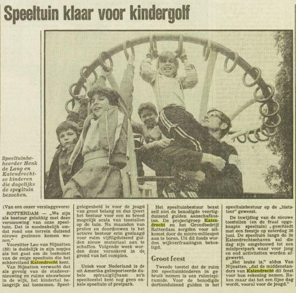 Het Vrije Volk 19-06-1982
